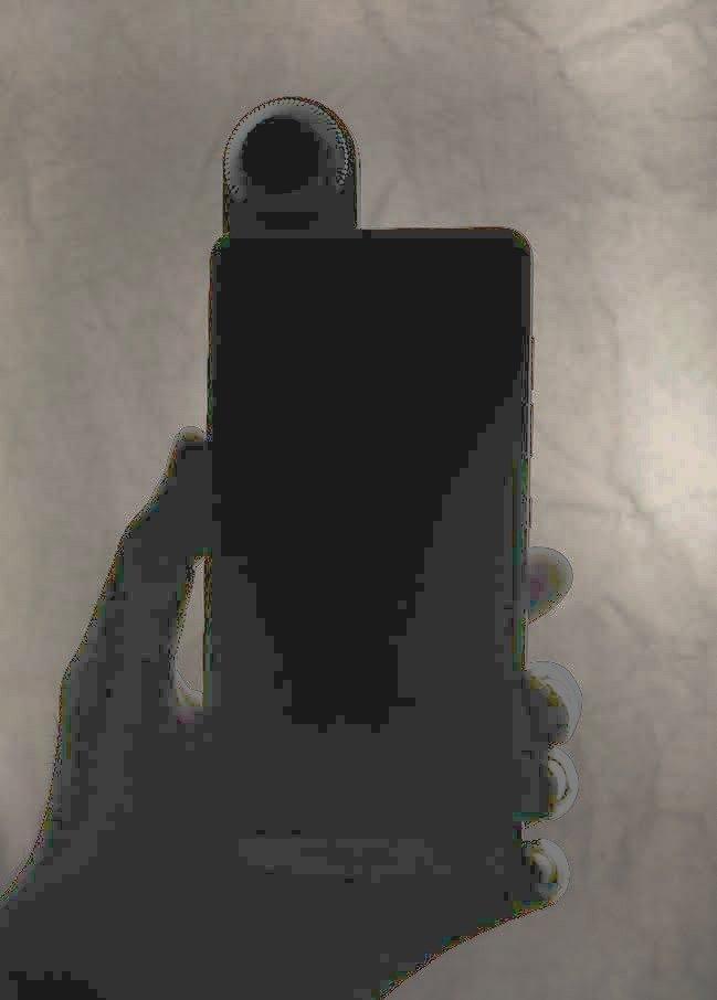 Безрамочный смартфон Essential Products может получить выдвижную камеру с углом обзора 360°