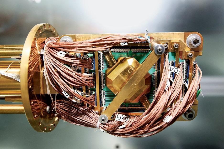 К концу этого года Google планирует показать в работе 49-кубитный квантовый компьютер - 3