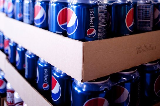Pepsi будет производить закуски из червей