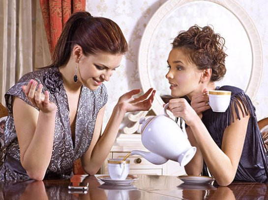 В первые годы брак часто разрушается из-за подруг жены