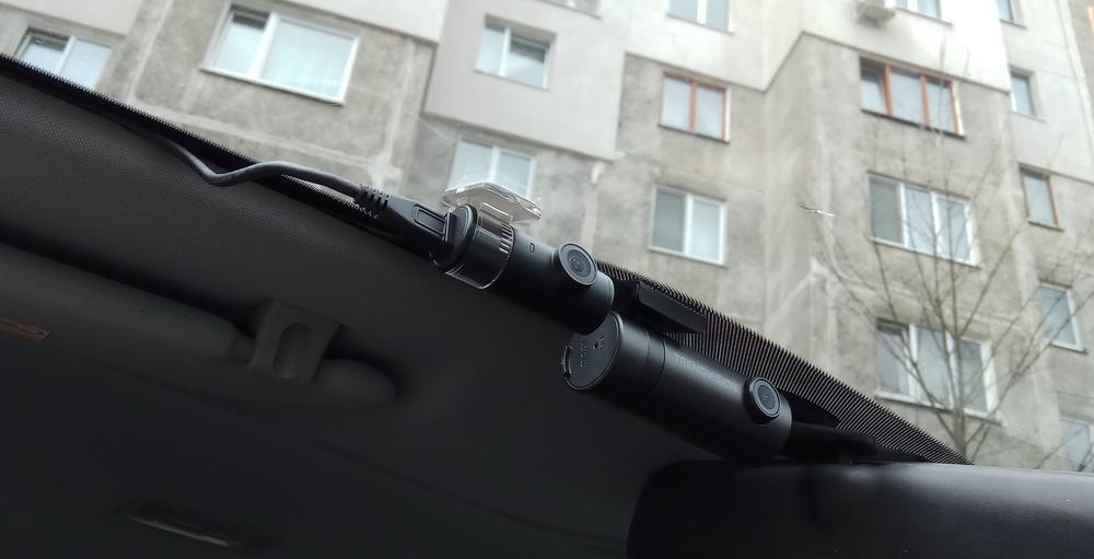 Крохотные самородки: обзор российских регистраторов TrendVision Split и Tube - 3