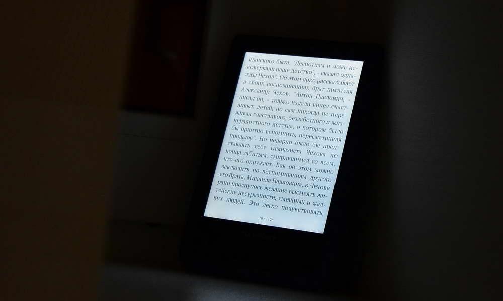 Обзор водозащищенного ридера нового поколения PocketBook 641 Aqua 2 - 17