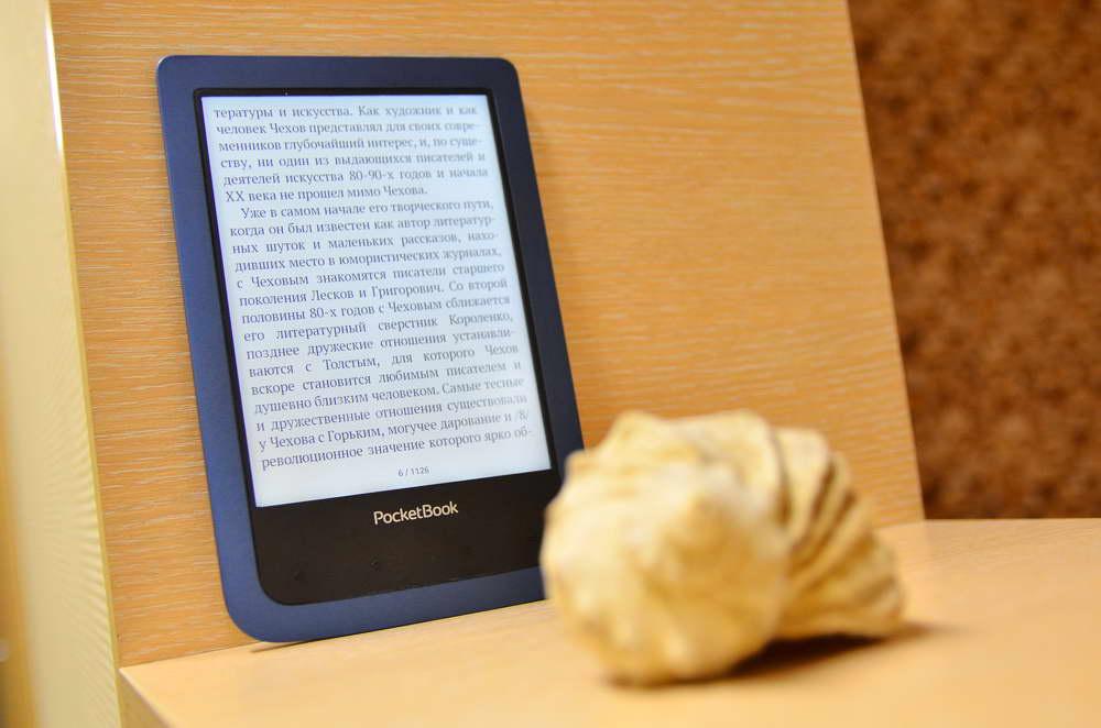 Обзор водозащищенного ридера нового поколения PocketBook 641 Aqua 2 - 2
