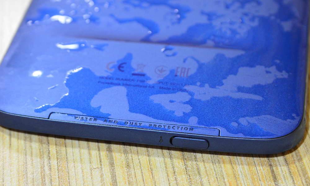 Обзор водозащищенного ридера нового поколения PocketBook 641 Aqua 2 - 1