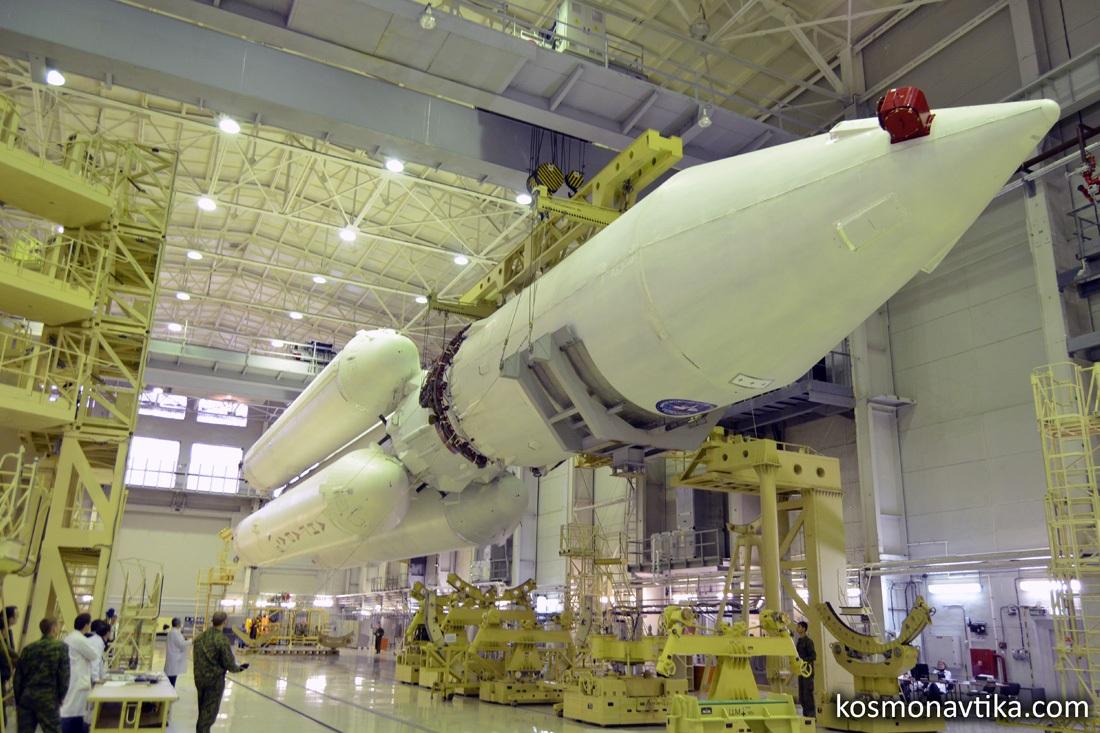 Зачем стране нелетающая ракета и пустой космодром - 1