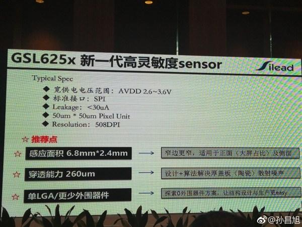 Новинки Oppo и Vivo будут использовать самый маленький дактилоскопический датчик в индустрии - 1