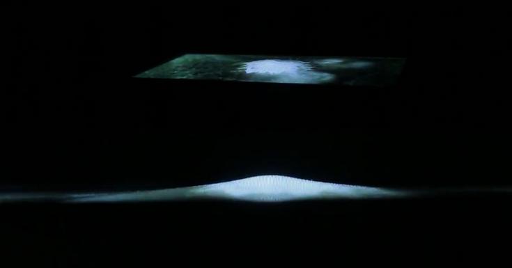Samsung показала видео с её растягивающимся экраном AMOLED