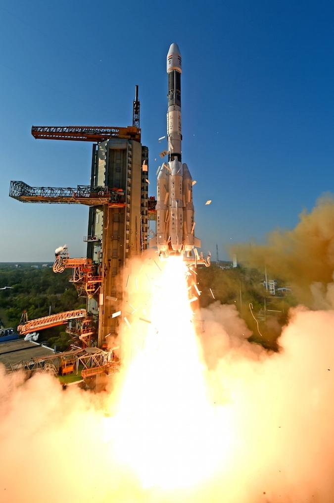 Индия запускает спутник, объединяя своих южноазиатских соседей - 3