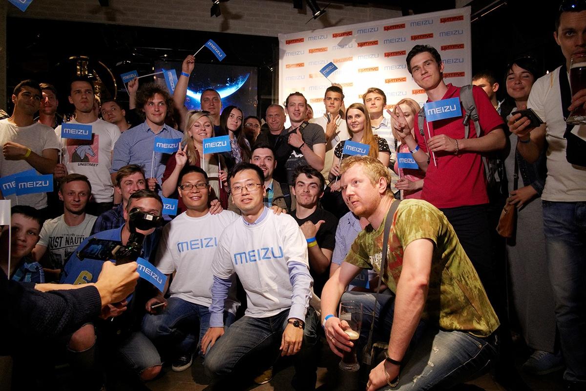 Отчет о первой встрече фан-клуба Meizu в Украине: море развлечений, смартфонов и позитива - 15