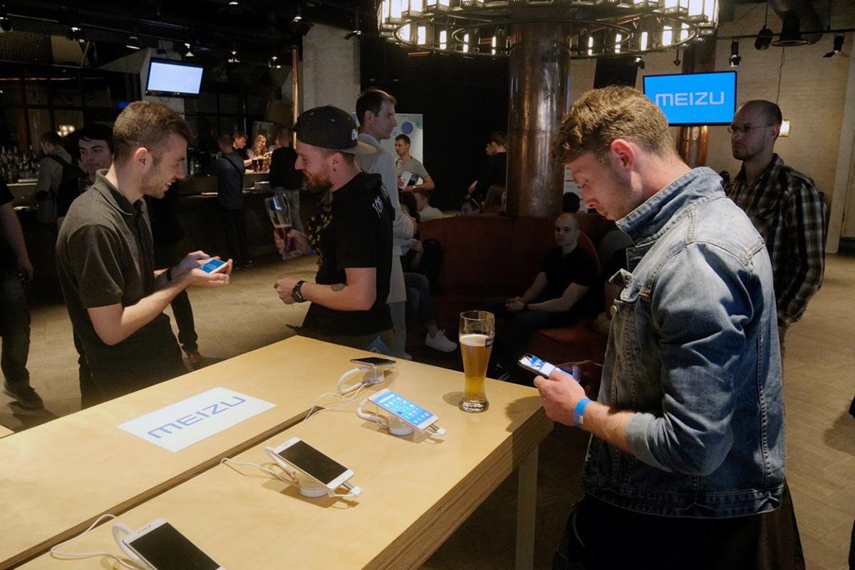 Отчет о первой встрече фан-клуба Meizu в Украине: море развлечений, смартфонов и позитива - 7