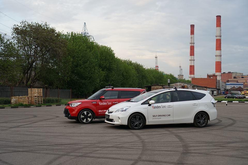 «Яндекс. Такси» продемонстрировало свой первый робомобиль - 1