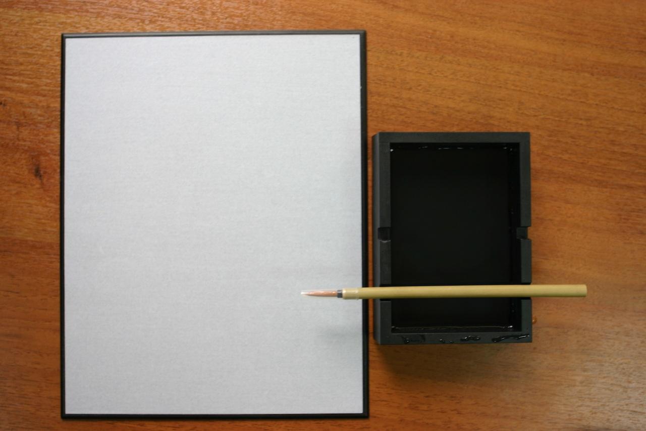 Buddha Board — планшет для рисования водой для детей и не только - 8