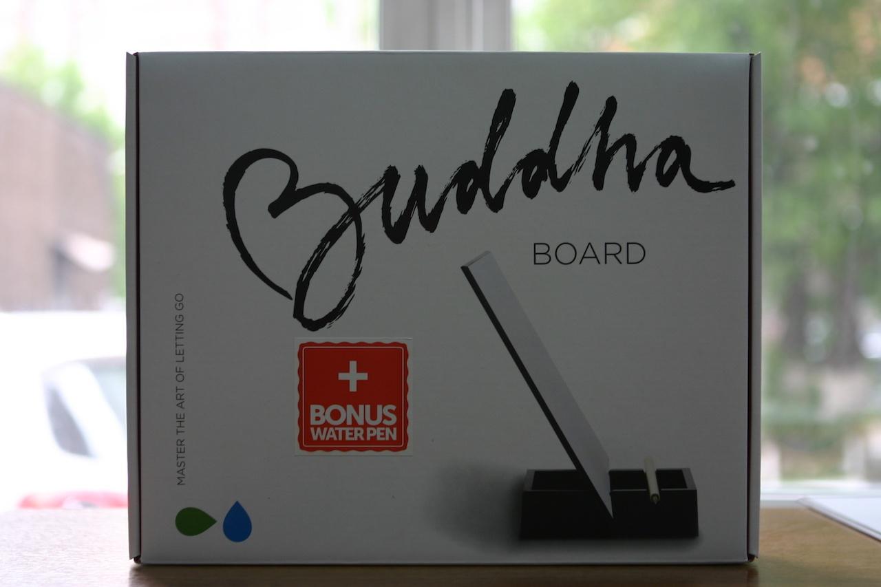 Buddha Board — планшет для рисования водой для детей и не только - 1