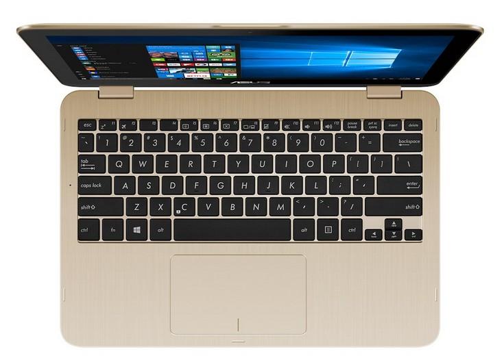 Asus представила ноутбук VivoBook Flip 12