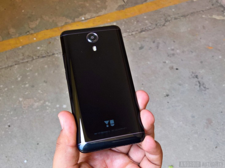 Yu Mobiles представила неплохой бюджетник Yureka Black