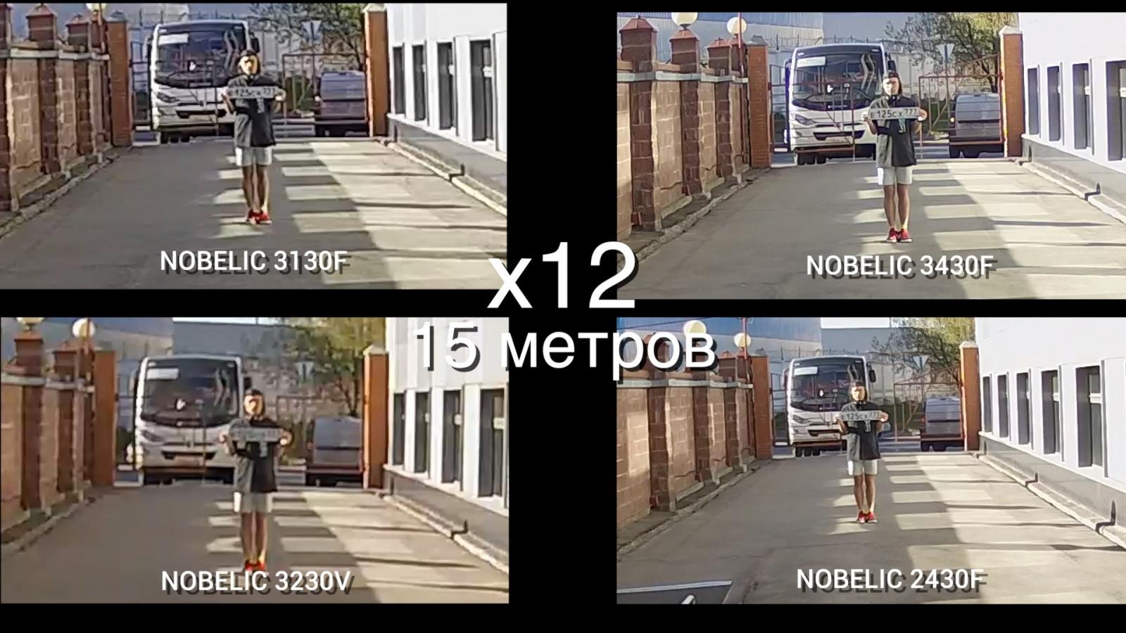 Тест четырех уличных: сравнение IP-камер Nobelic для бизнеса - 8