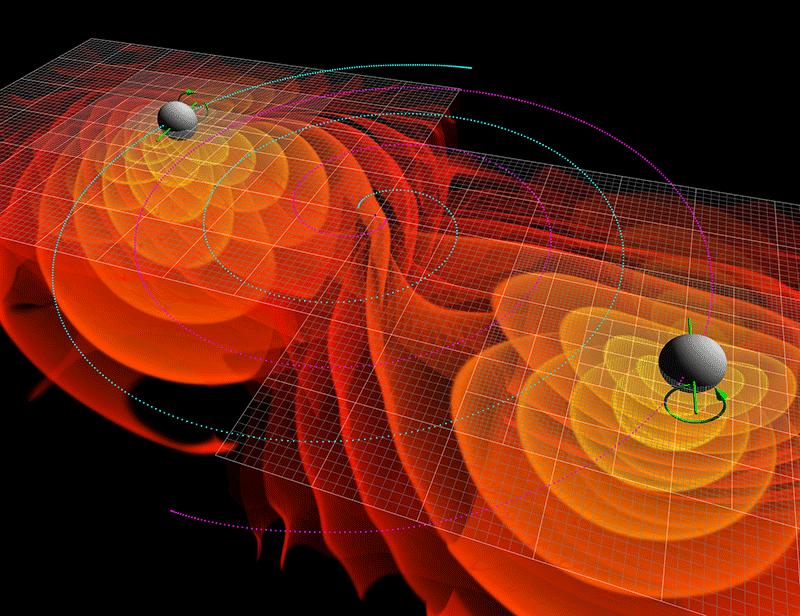 В третий раз зарегистрированы гравитационные волны: что мы можем узнать о Вселенной? - 1