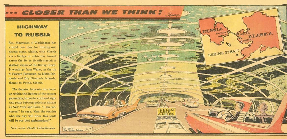 Визуальная фантастика: художники предсказывают технологии будущего - 11