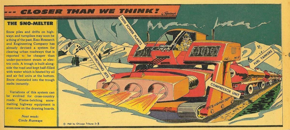 Визуальная фантастика: художники предсказывают технологии будущего - 12