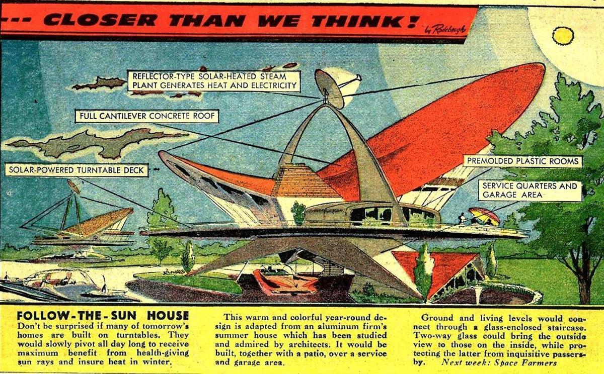Визуальная фантастика: художники предсказывают технологии будущего - 13
