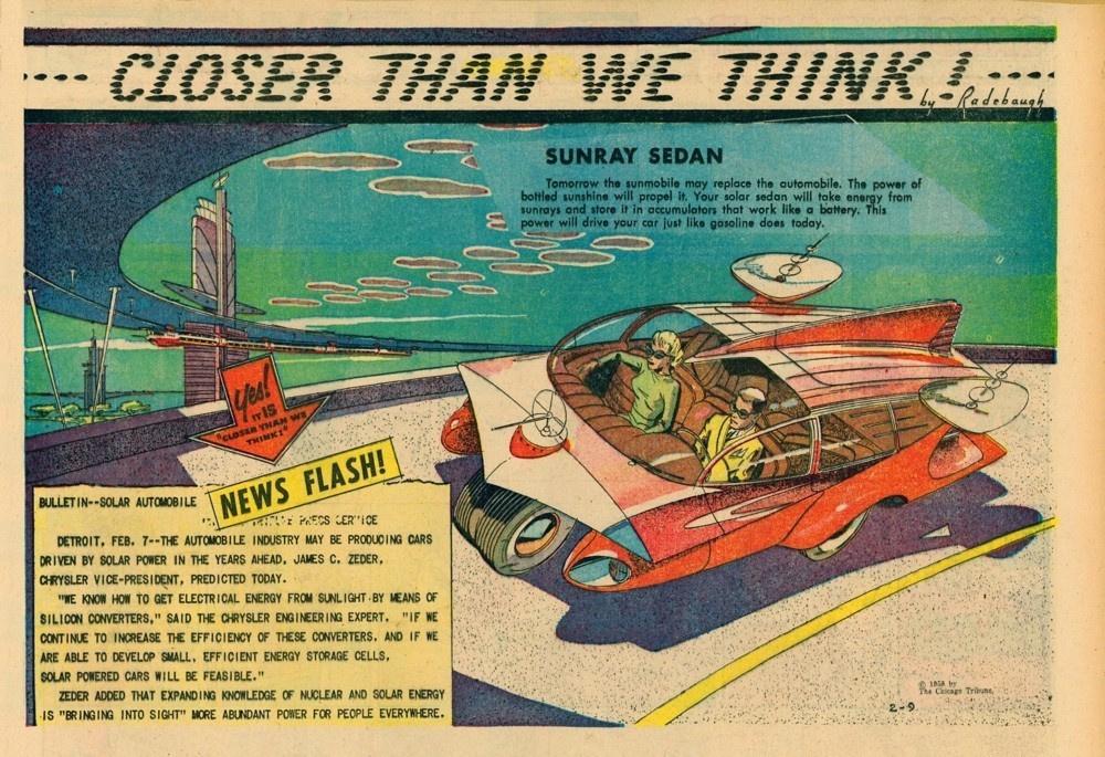 Визуальная фантастика: художники предсказывают технологии будущего - 15