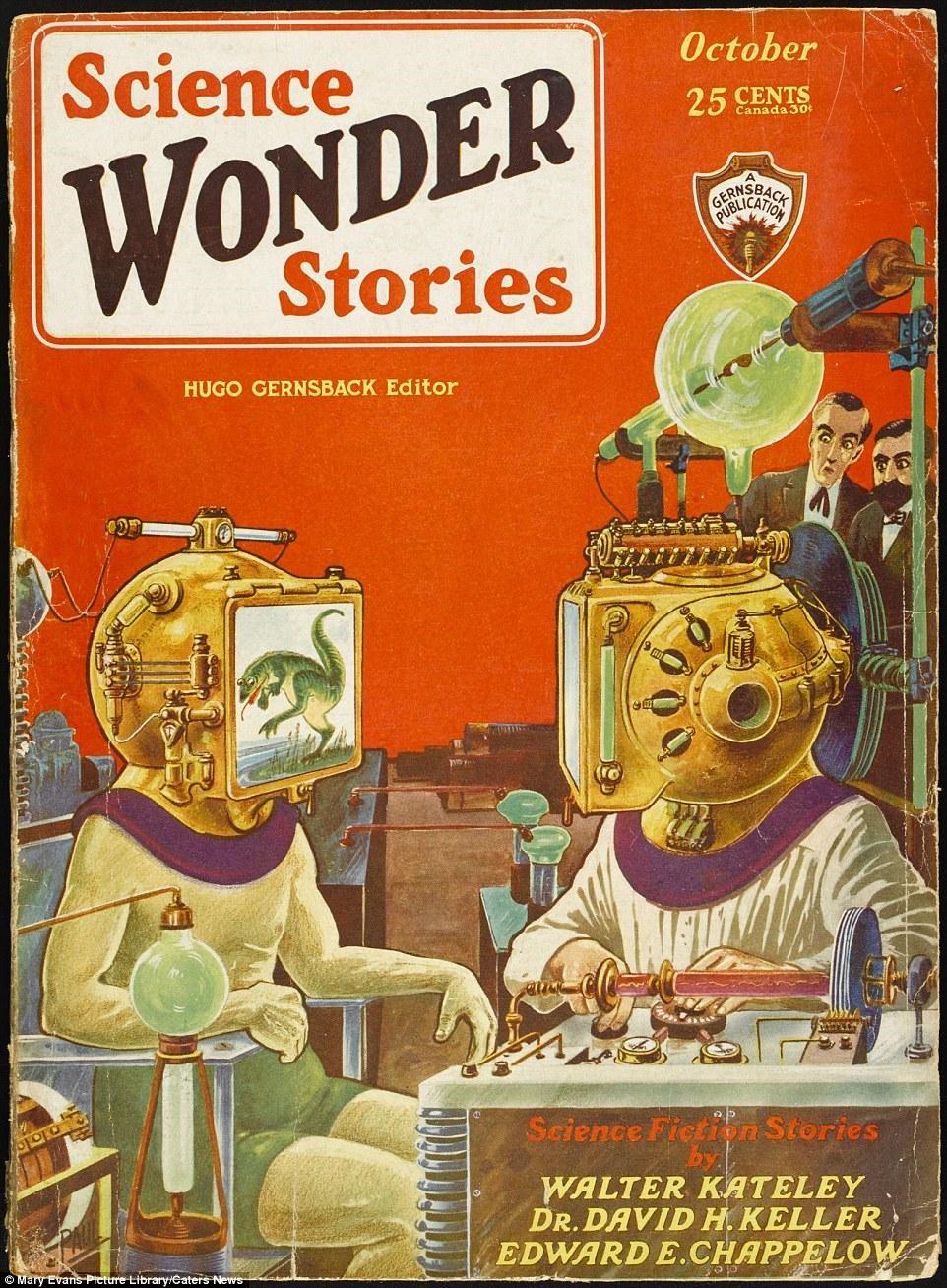 Визуальная фантастика: художники предсказывают технологии будущего - 23