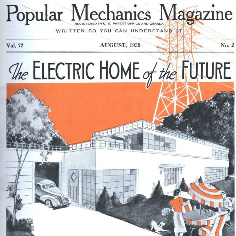 Визуальная фантастика: художники предсказывают технологии будущего - 29