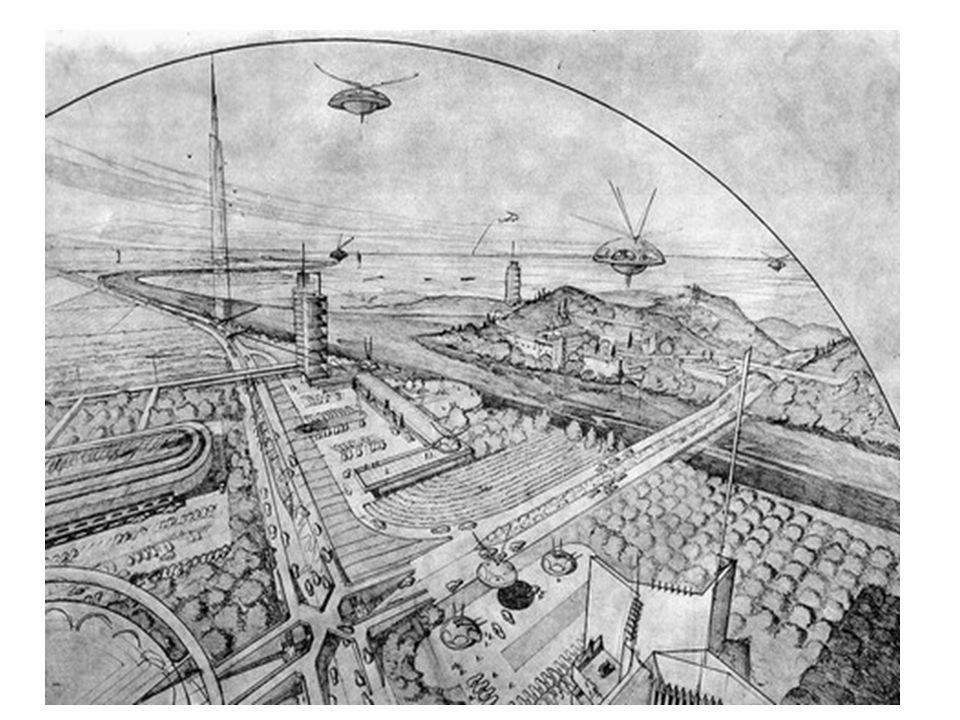 Визуальная фантастика: художники предсказывают технологии будущего - 8
