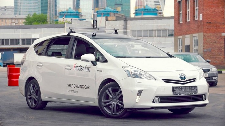 «Яндекс» работает над беспилотными авто