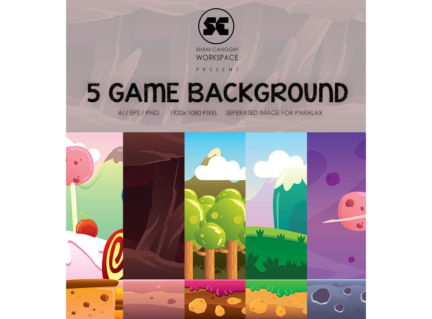 Must-Have: 20 игровых ассетов для дизайнера и художника - 3