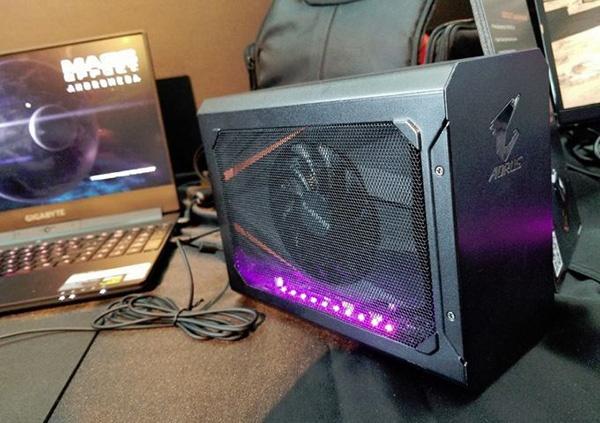 Aorus GTX 1070 External Graphics Box