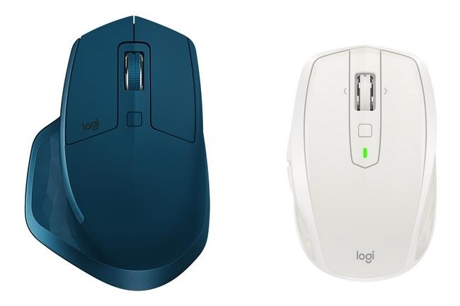 Представлены компьютерные мыши Logitech MX Master 2S и MX Anywhere