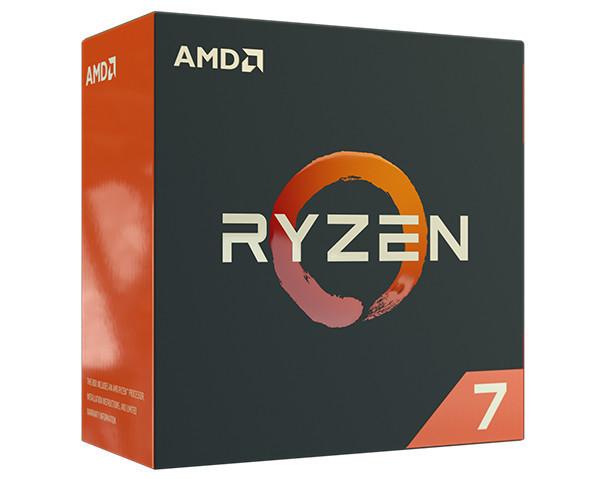 Процессор AMD Ryzen 7 1700X подешевел с $399 до $349