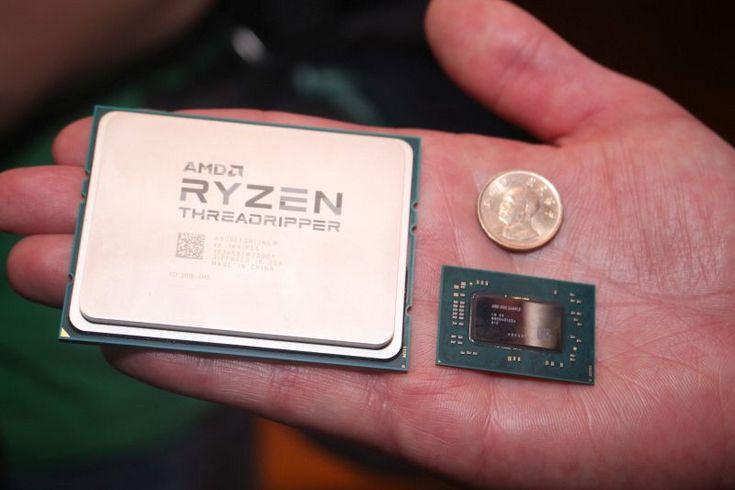 Слухи указывают на неприлично низкие цены на процессоры AMD Ryzen ThreadRipper