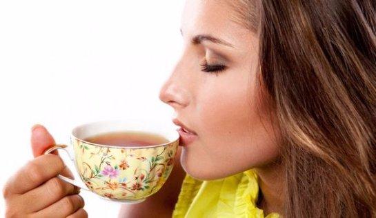 Чай очень полезен для женщин