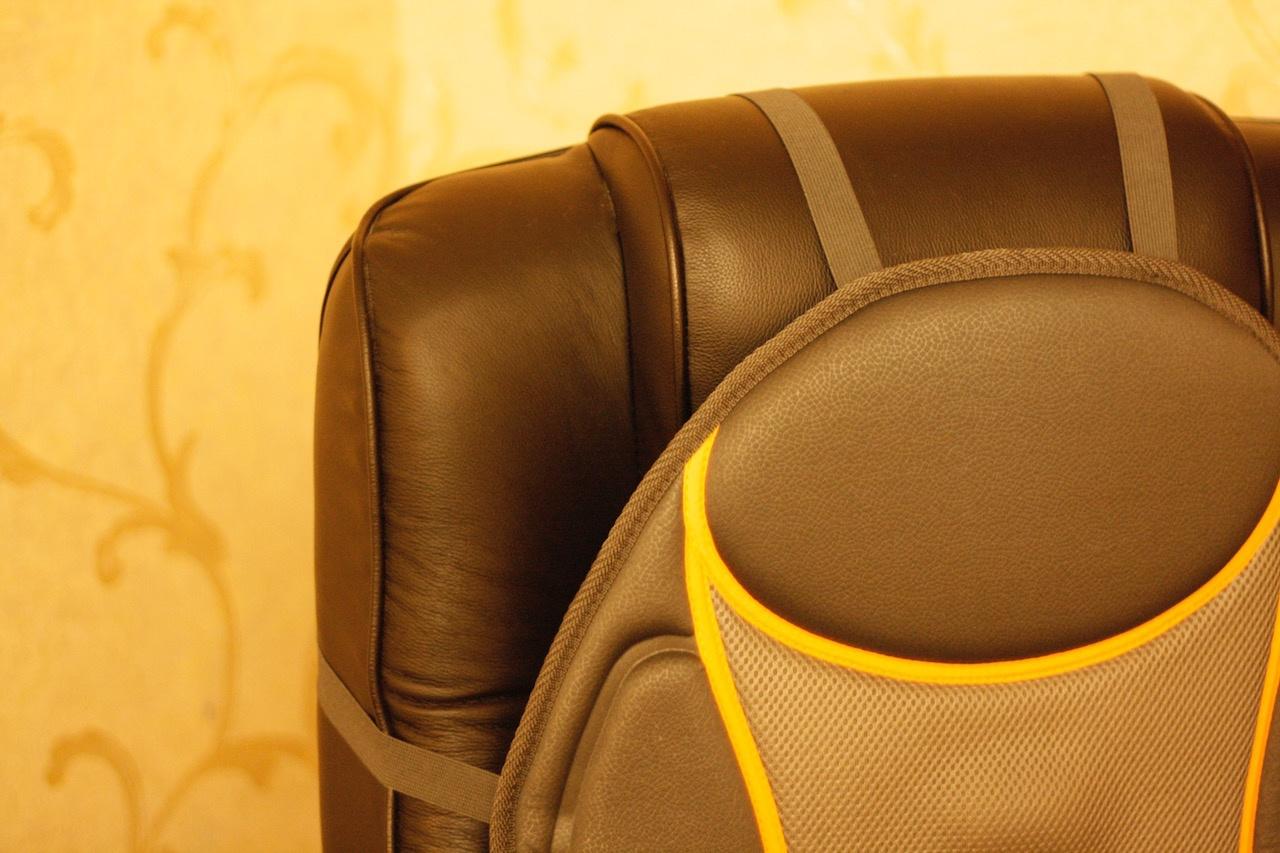 Массажное кресло для бедных: накидки Medisana - 7