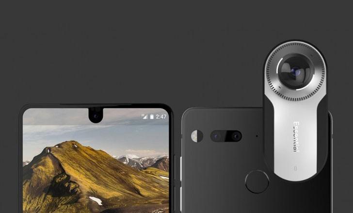 Смартфон Essential PH-1 будет получать ежемесячные обновления