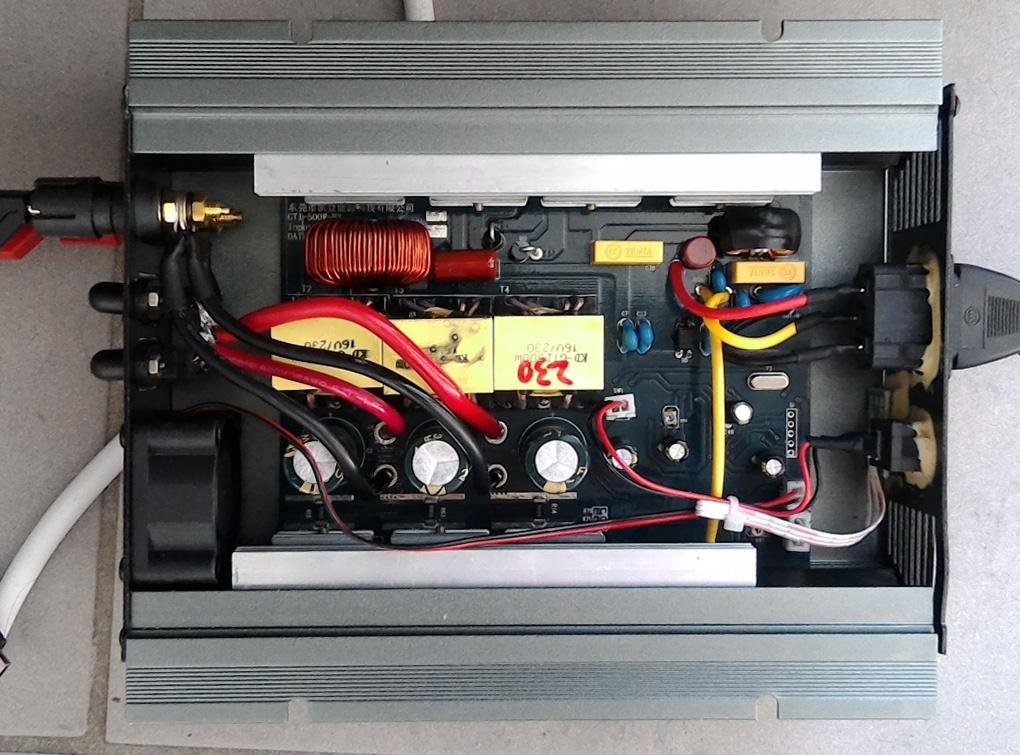 Солнечная батарея на балконе: использование grid-tie инвертора - 6