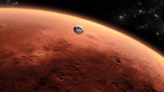 Ученые считают, что жизнь на Марсе все же есть