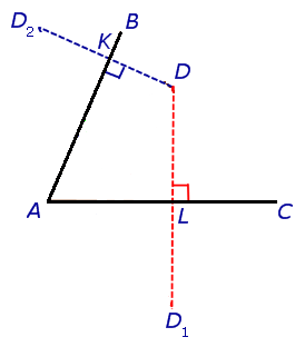 Задачка: найти треугольник с меньшим периметром - 16