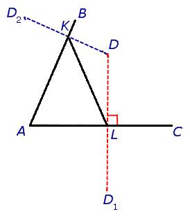 Задачка: найти треугольник с меньшим периметром - 19
