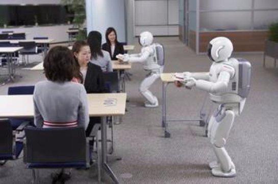 Через 120 лет роботы будут выполнять абсолютно всю работу