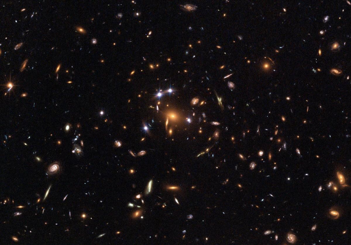 Спросите Итана: существуют ли разные типы пространства и времени? - 2