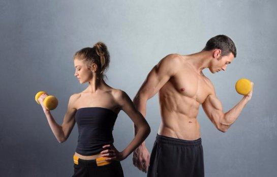 Ученые рассказали, почему мужчины имеют больше сил, чем женщины