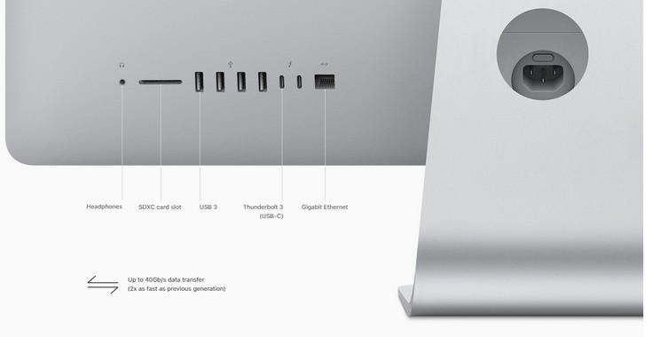 Apple обновила все моноблоки iMac
