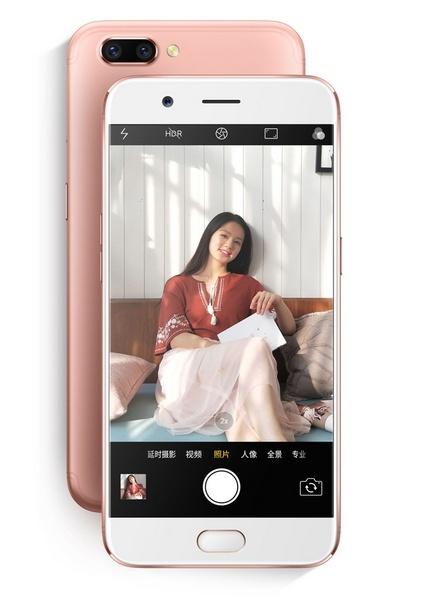 Oppo рассказала о смартфоне R11
