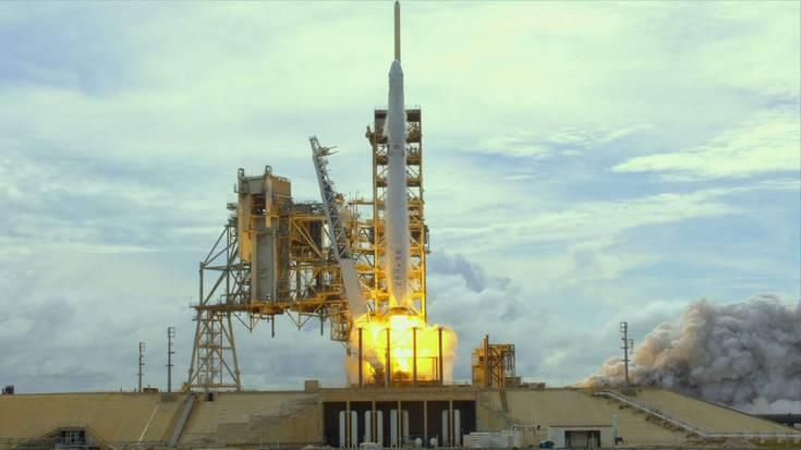 SpaceX повторно использовала капсулу для корабля Dragon