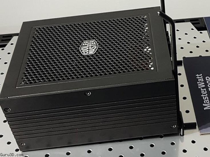 У БП Cooler Master MWS 500P есть сертификат 80Plus Platinum