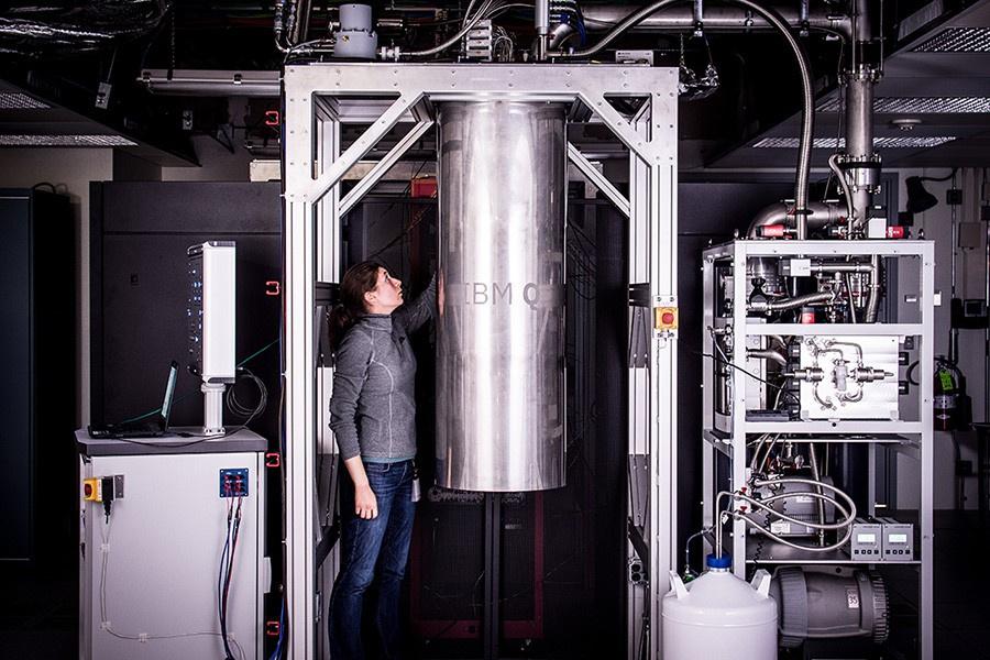 Квантовые новости от IBM: введены в строй два мощных процессора нового типа - 2