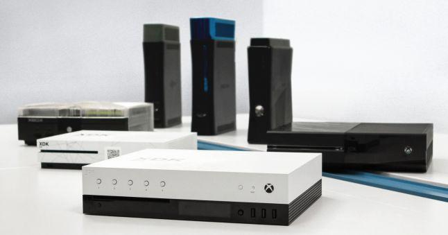 Консоль Microsoft Project Scorpio не шокирует ценой